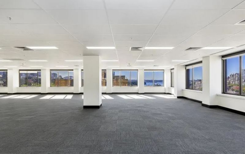 Office Suites from 77m² up to a Whole Floor of 897.5m²