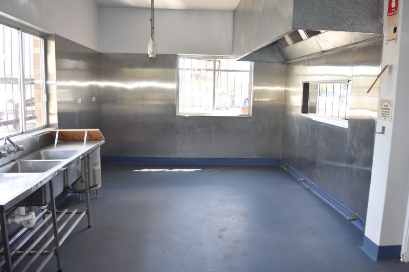 Affordable Commercial Kitchen Area