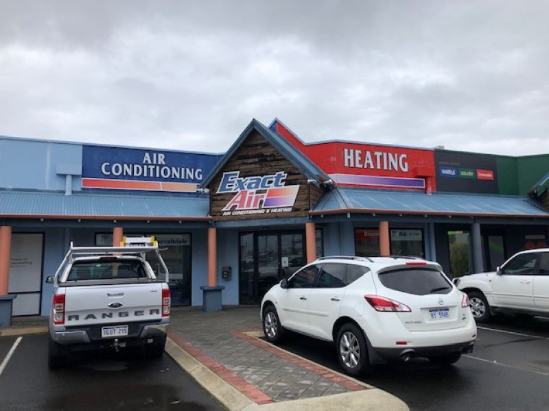 LEADERS IN AIRCONDITIONING & HEATING