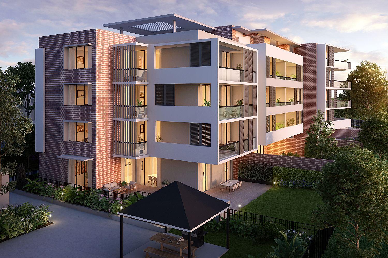 9/2B Hector Court, Kellyville NSW 2155