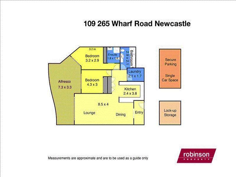 109/265 Wharf Road, NEWCASTLE