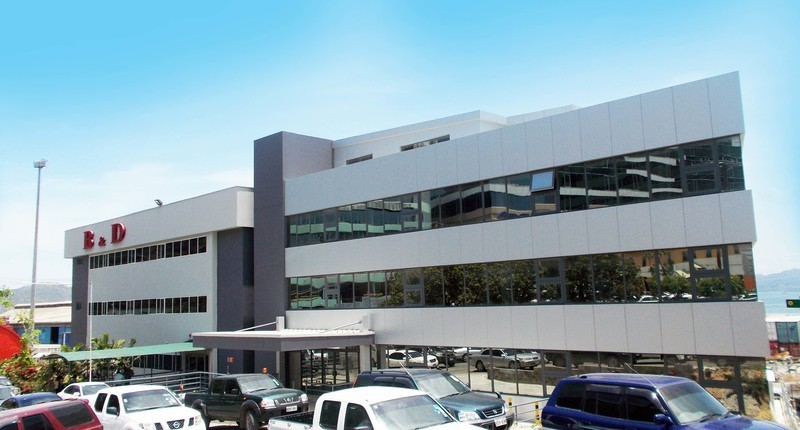 BND:590m2/ Level-1 Office Space in Town