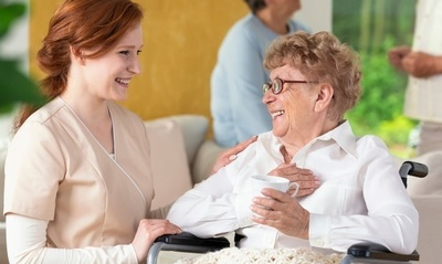 Well established aged care SRS in East – Ref: 3698