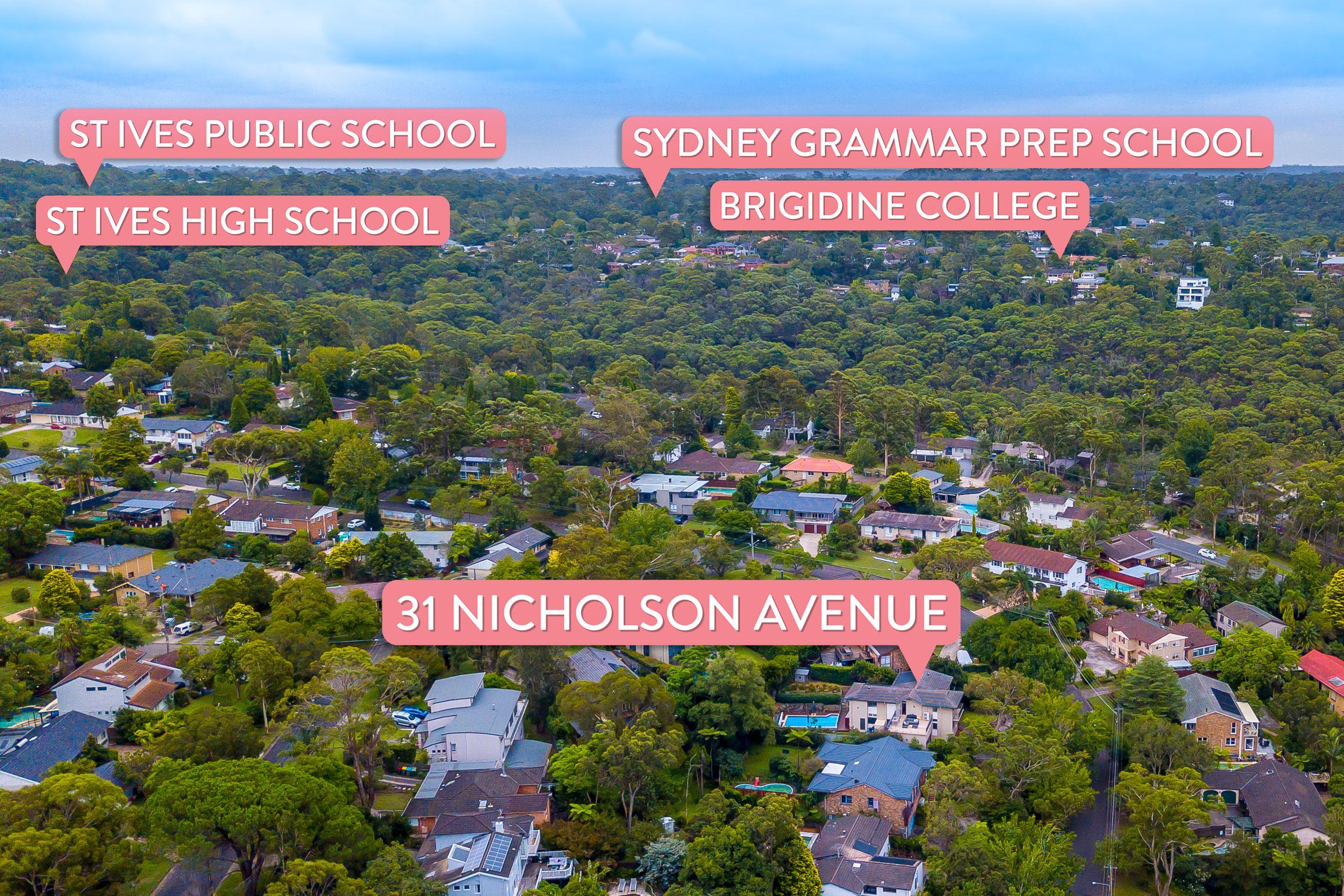 31 Nicholson Avenue St Ives 2075