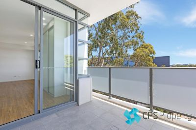 BRAND NEW NORTH-FACING ONE BEDROOM IN GLADESVILLE'S NEWEST DEVELOPMENT