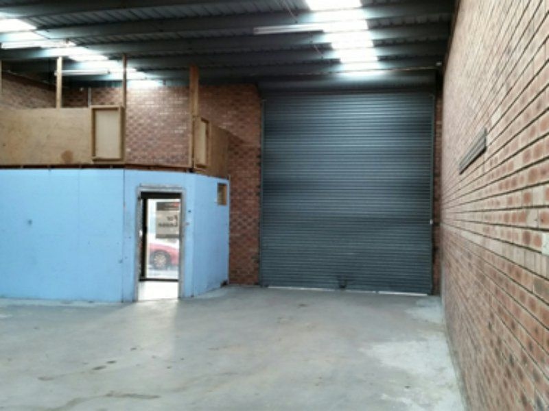 RARE OPPORTUNITY INDUSTRIAL SPACE