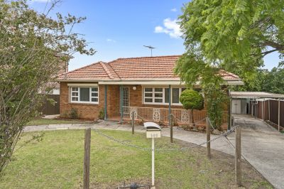 Three Bedroom Home With Scope To Add Value