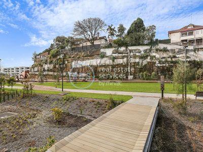 Contemporary Open-Plan Apartment in Harold Park, Glebe