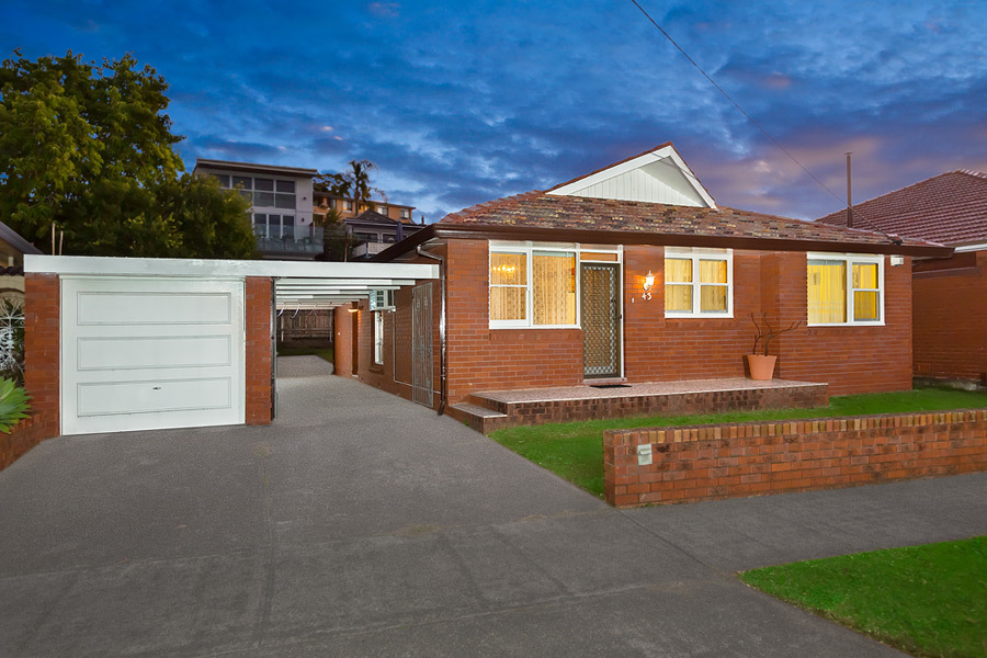 43 Byrne Avenue, Russell Lea