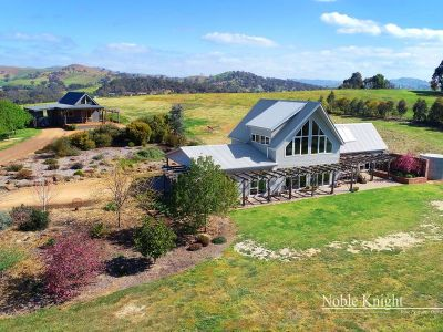 DESIGN & TASTE ON 8 ACRES APPROX