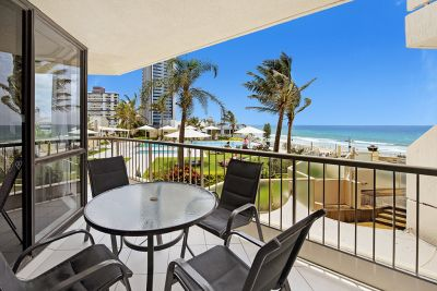 Allunga  Rare B-style - 2bed with stunning Ocean and Skyline views