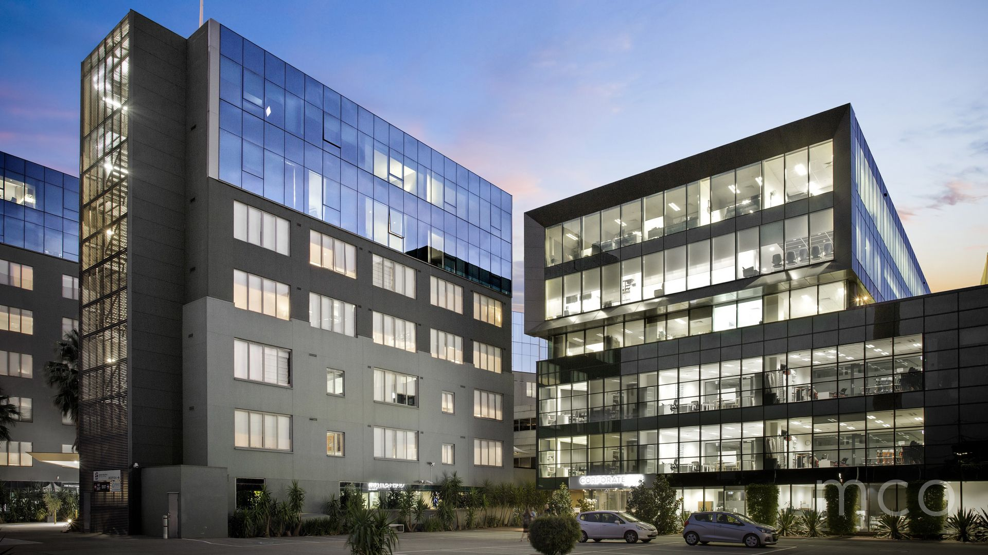 Premium leasing opportunity available now at Corporate One