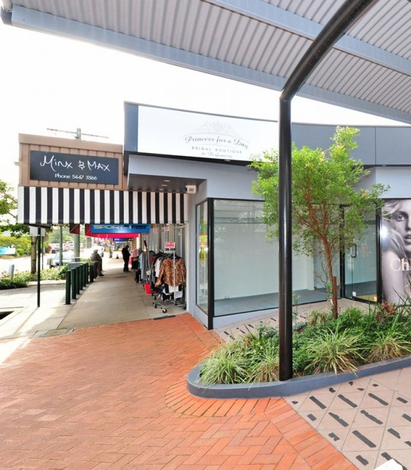 Noosa Junction Retail Investment