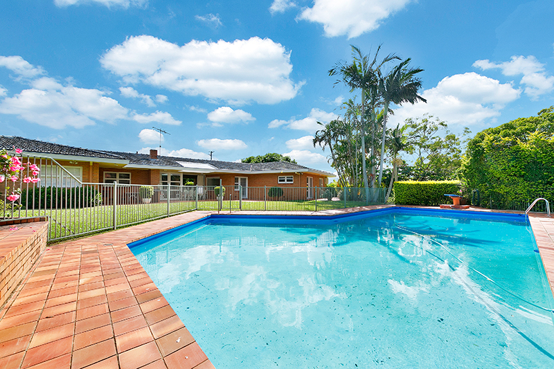 Half acre, hilltop, Cool 1960's hilltop Family Home with half acre of landscaped gardens and huge sparkling POOL, Must see to appreciate