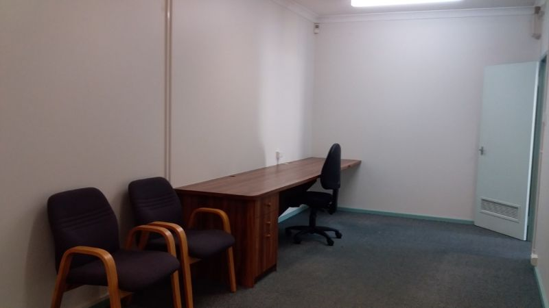 Commercial Site With Functional Office with Development Upside
