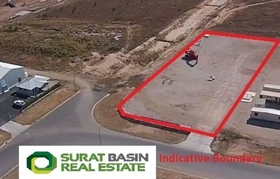 Secure Industrial Yard For Lease
