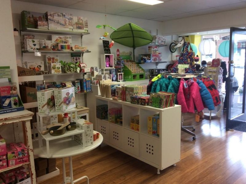 KIDDINGABOUT. RETAIL AND ONLINE CHILDRENS STORE - NO COMPETITION!