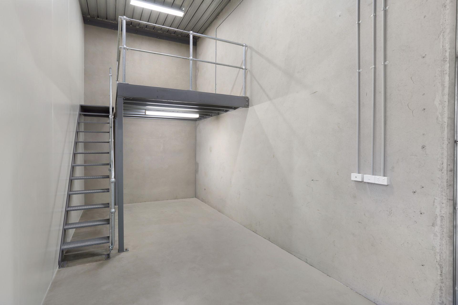 24 hour access Storage unit