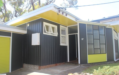 Classic 1960's Home