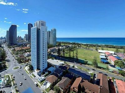 Bel Air on Broadbeach - 30k pa + returns