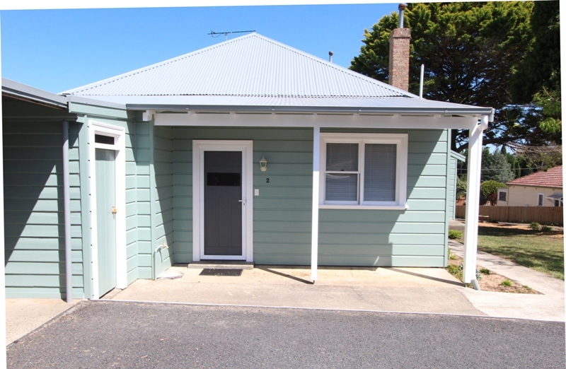 TWO BEDROOM UNIT IN SMALL COMPLEX