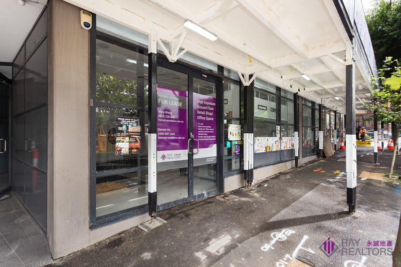 High Exposure ground floor Retail Shop/Office Space behind Central Park with Parking