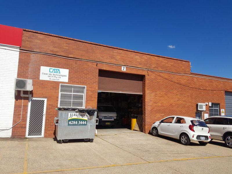 Warehouse + Roller Door