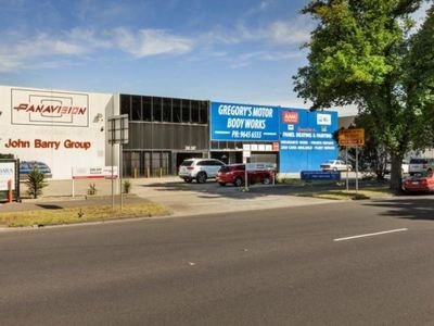 245-262 Normanby Road SOUTH MELBOURNE