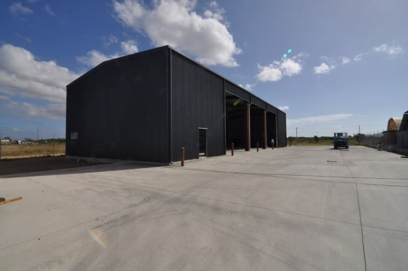 Brand new freestanding warehouse - available early 2019