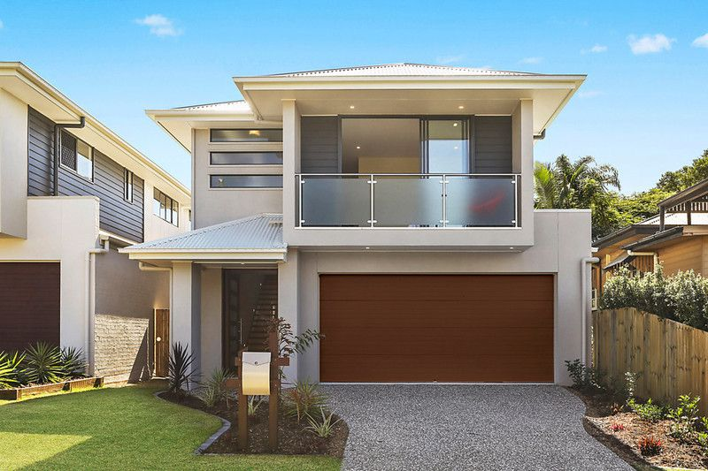 New architect designed two storey home in an enviable locale