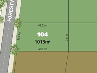 Lot 104 Forestwood  Drive Glenmore Park, Nsw