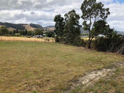 Fully Fenced House Lot