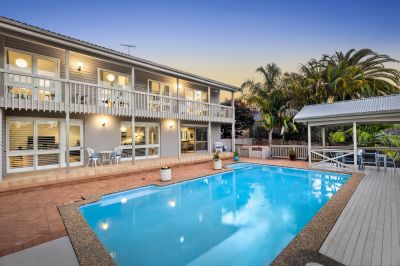 First-time offered with stunning valley vistas