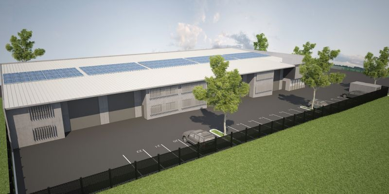 5 Brand New Top Quality Warehouses with Great Access and Long Spec List!