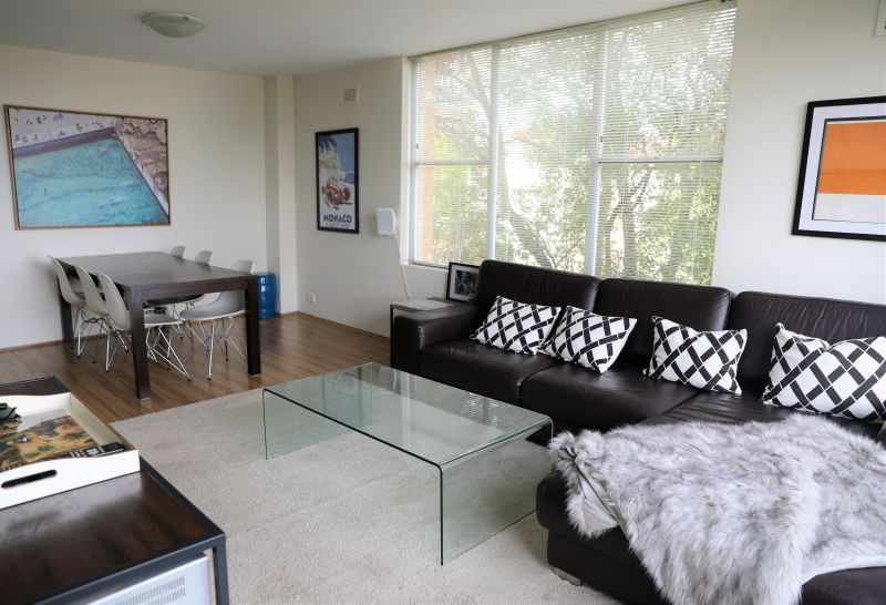 Spacious Two Bedroom Unit with Parking & Views