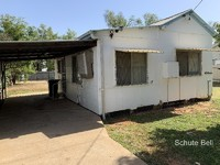 Partially furnished 1 bedroom  house