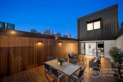 A premier and elite Docklands offering over 3 stunning floors