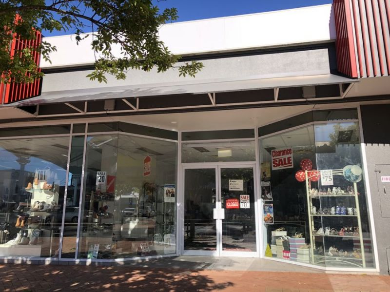 Prime CBD Location with great exposure!