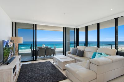 Eclipse Luxury Beachfront Apartment