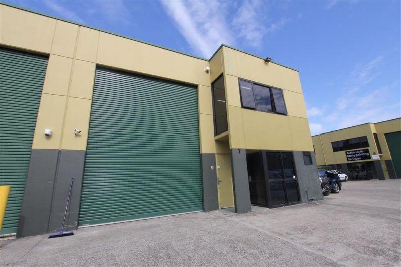 106m² Warehouse Tempe Opposite Ikea