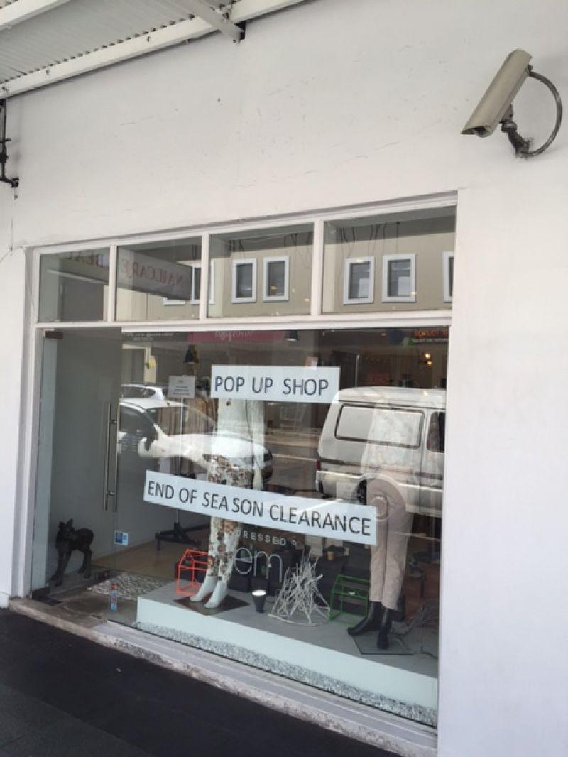 LEASED - High Exposure Balmain Retail