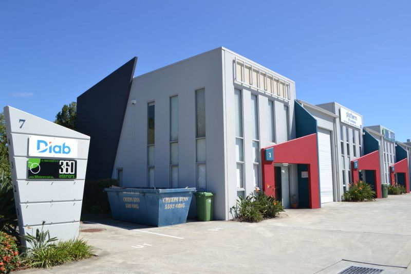 Quality Front Unit Warehouse With Office Space