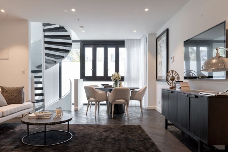 Brand New Stylish Three Bedroom Townhome!