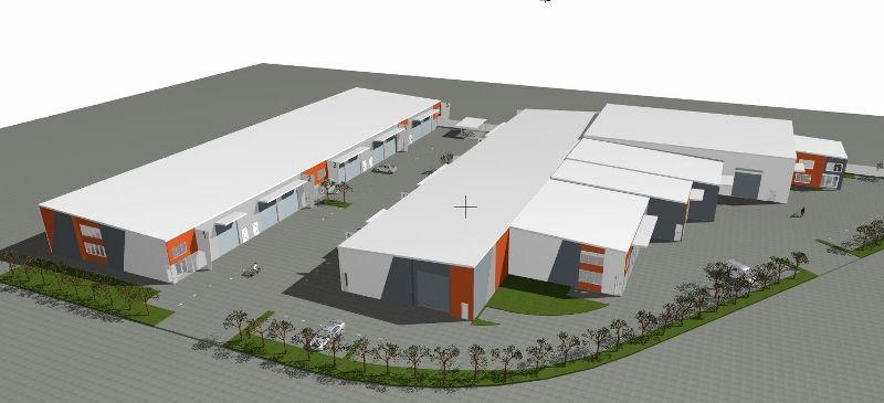 Brand New Modern Industrial Unit