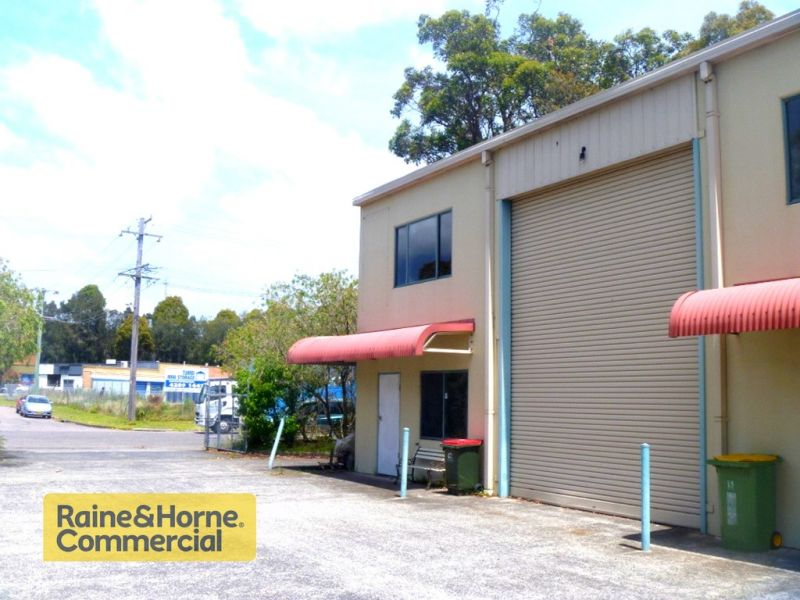 Industrial Factory unit - High clearance at Berkeley Vale!