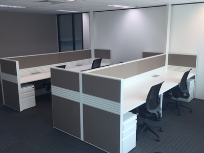 6 Person Fully Equipped Office for Short/Long Term Lease - Available Now!!