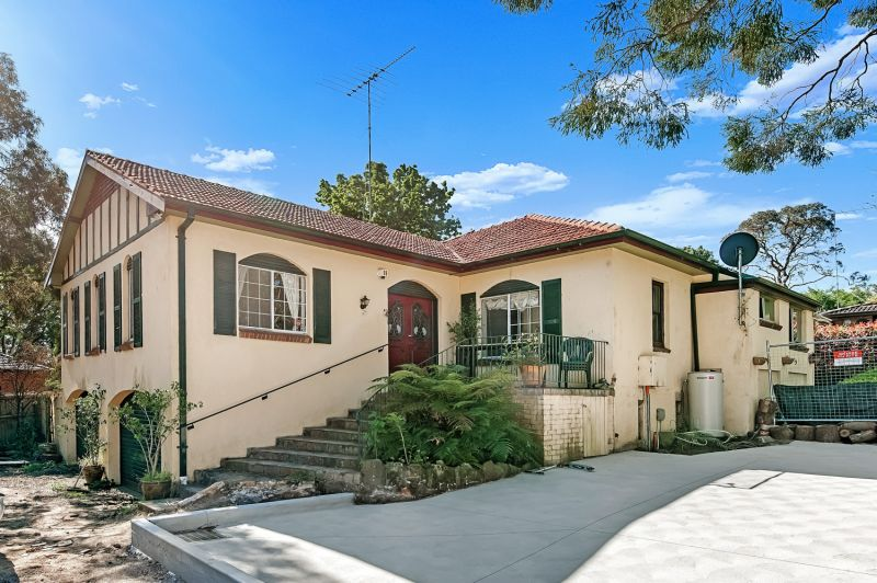 Character filled home offering grand opportunity
