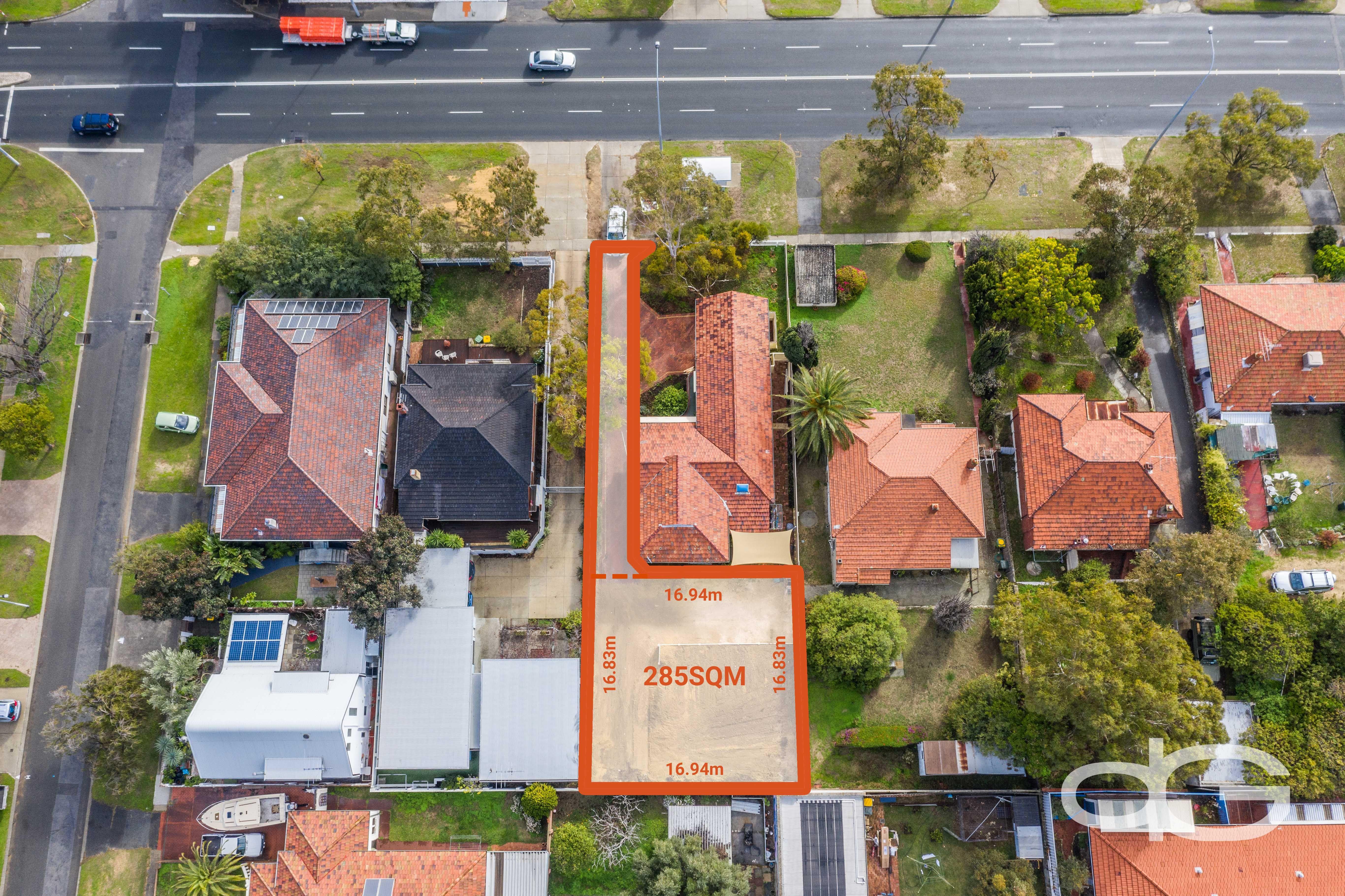 279A High Street, Fremantle