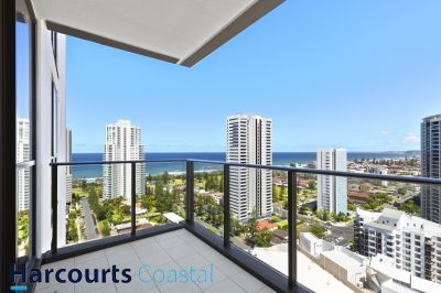 Luxury 2 Bedroom Unfurnished Apartment in 'Avani Broadbeach'