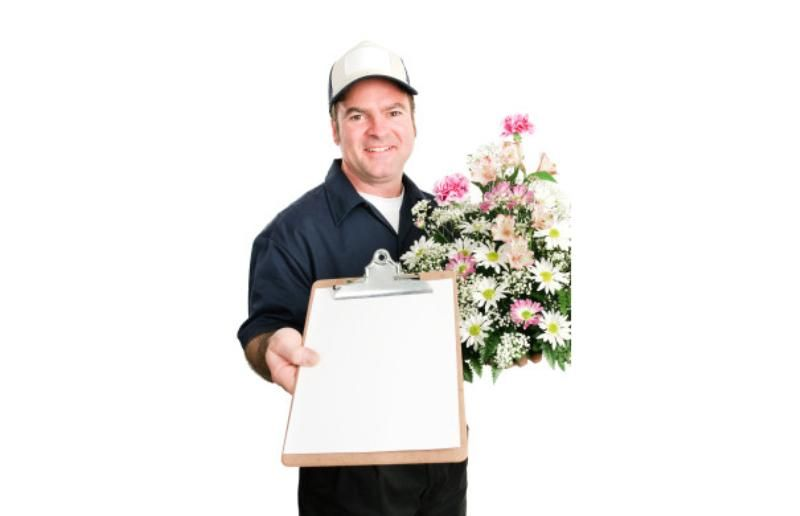 Unique florist business servicing a number of online ordering systems